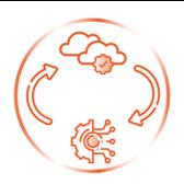 digital transformation icon