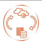 high performance database icon